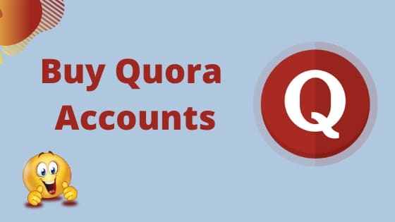 Buy Quora Account