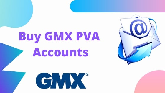 Buy GMX PVA Account