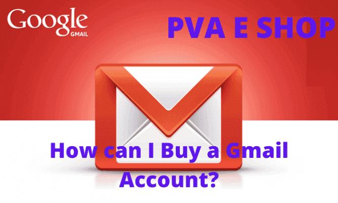 Buy Gmail Account